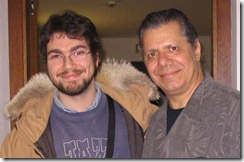 With Chick COrea